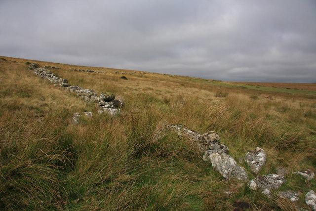 Enclosure on Stonetor Hill