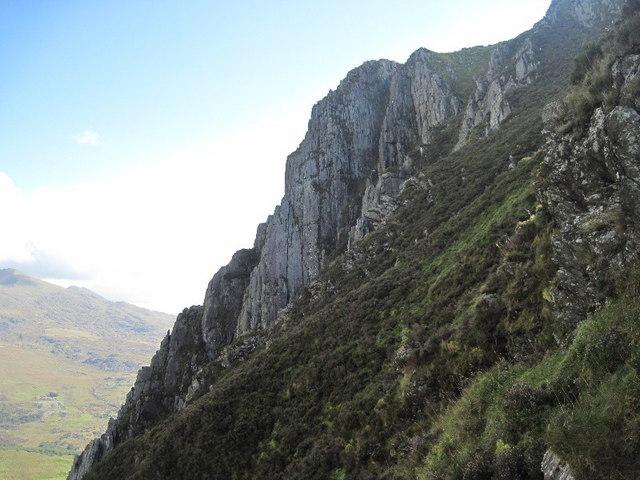 Eastern Arete and Mallory's Ridge