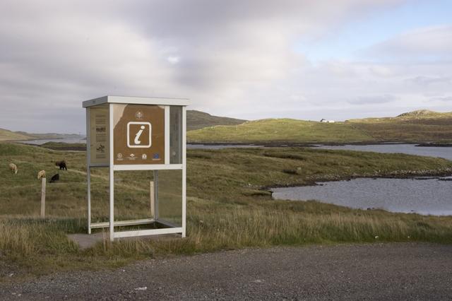 Tourist Information and Loch Erisort