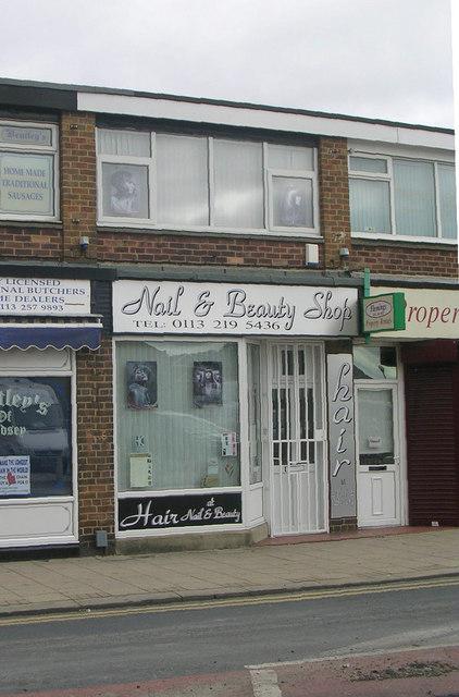 Nail & Beauty Shop - Robin Lane