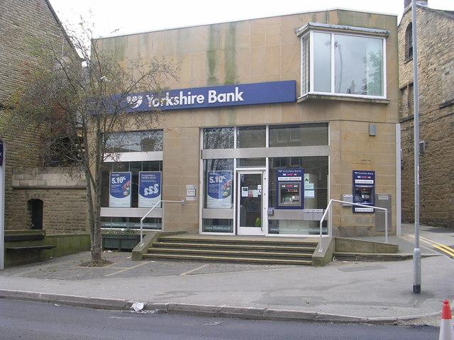 Yorkshire Bank - Robin Lane