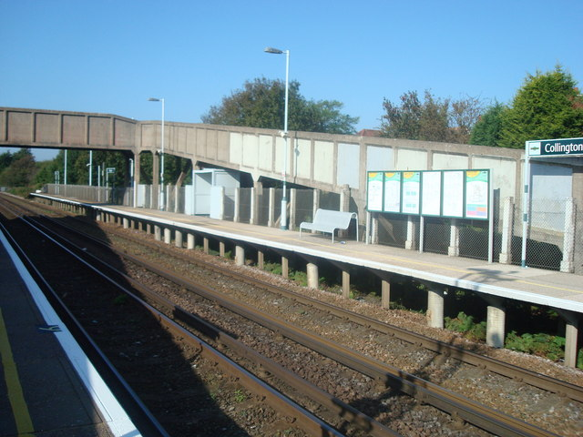 Collington Railway Station
