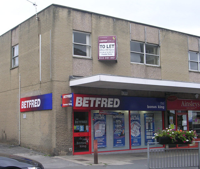 BETFRED - Church Lane
