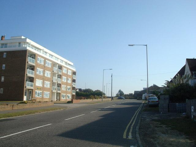 Cooden Drive, Cooden