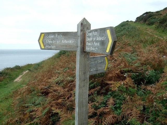 Decisions Decisions (Horton, Oxwich Point or Castle)