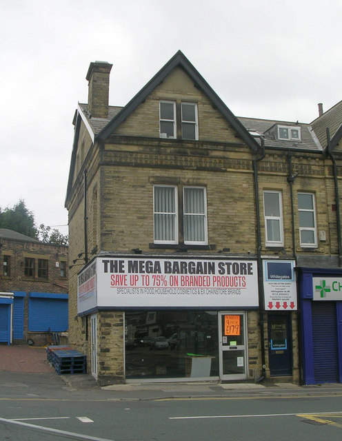 The Mega Bargain Store - Church Lane