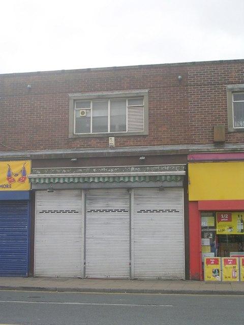 Greengrocer's Shop - Market Place