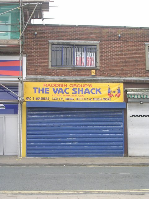 The Vac Shack - Market Place