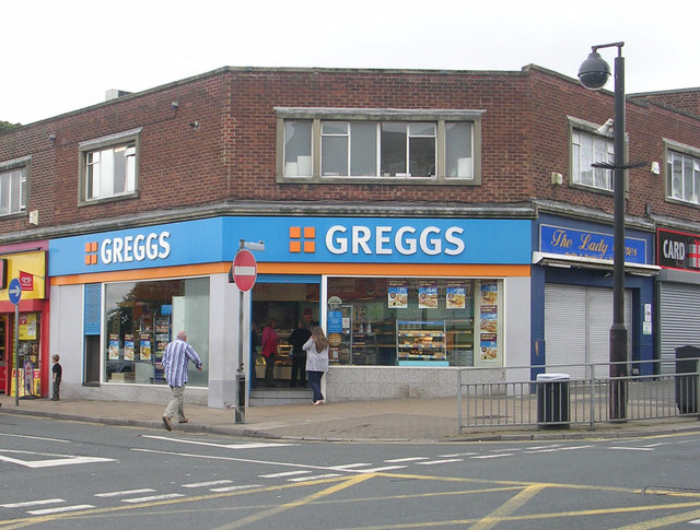 Greggs - Church Lane