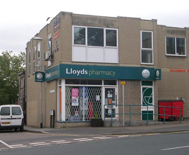 Lloyds pharmacy - Church Lane
