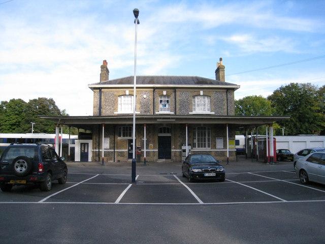 Micheldever Station