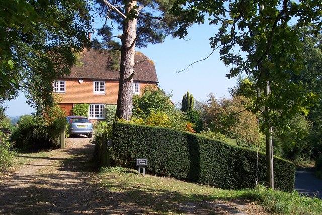 Hillside Cottage, Riseden