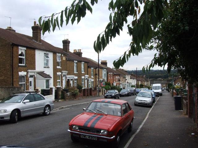 Whitmore Street, Maidstone