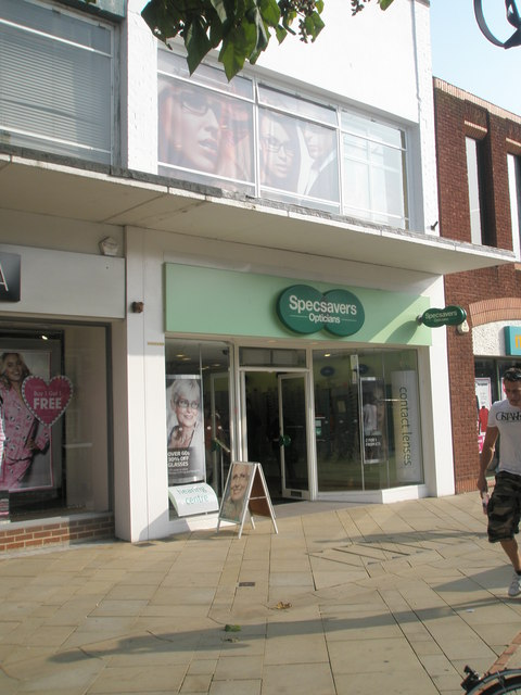 Specsavers in Fareham town centre