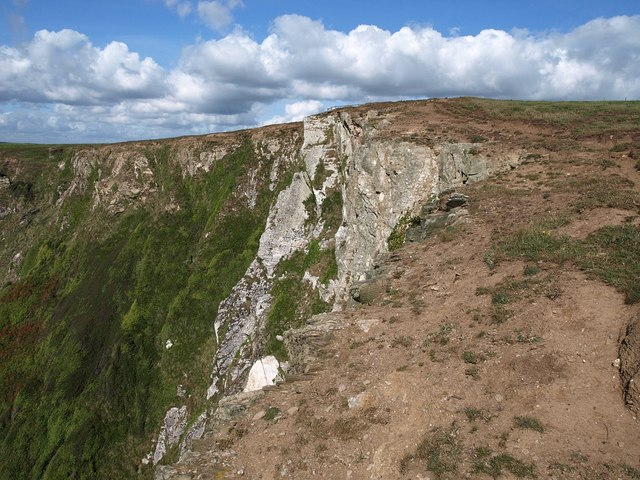 Cliff edge, The Beacon