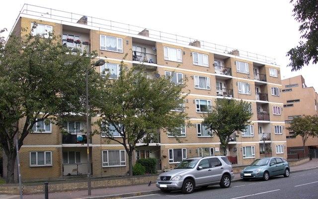 Blick House, Neptune Street, Rotherhithe, London, Se16