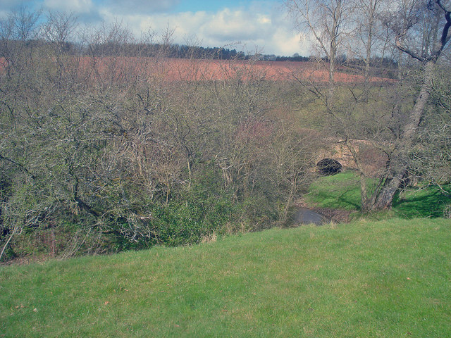 Bridge over the Humber Brook