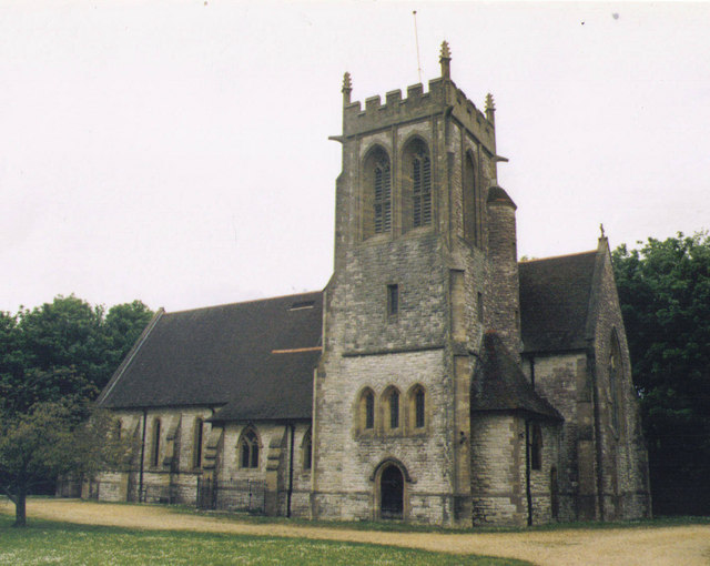 St Edward the Confessor, Netley