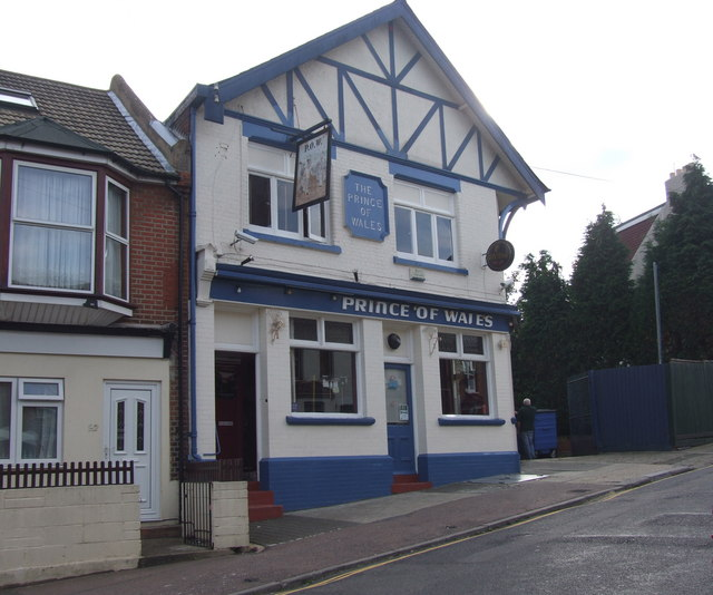 Prince of Wales, Rochester
