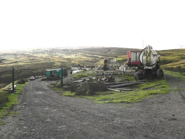 Hill Top Colliery