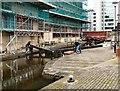 SJ8498 : Rochdale Canal Lock 84 by Gerald England