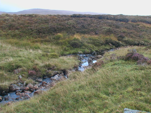 Confluence in Coire Beithe