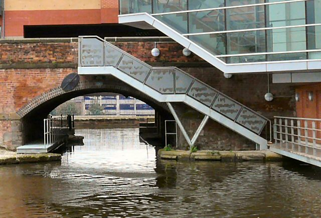 Entrance to Ashton Canal