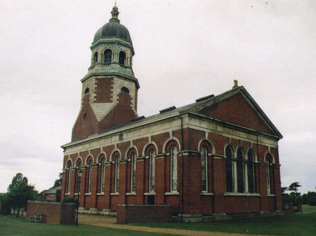 Royal Victoria Hospital Chapel, Netley
