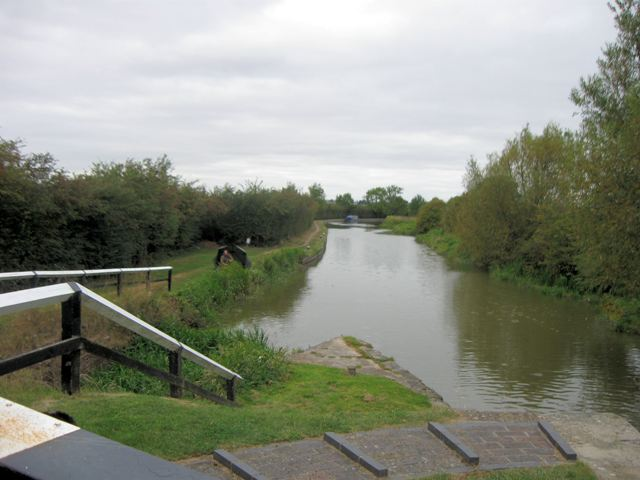 Grand Union Canal – North of Slapton Lock
