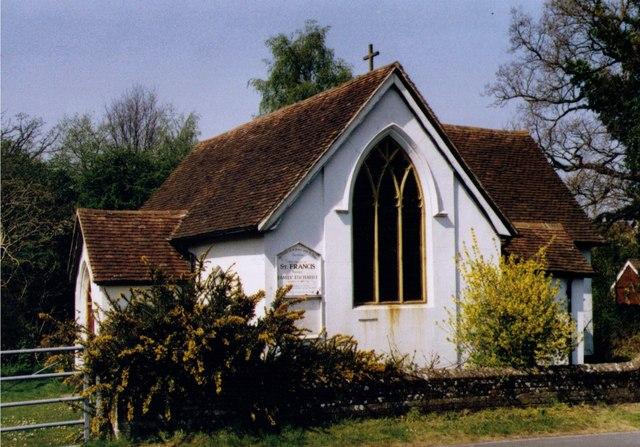 St Francis, Funtley