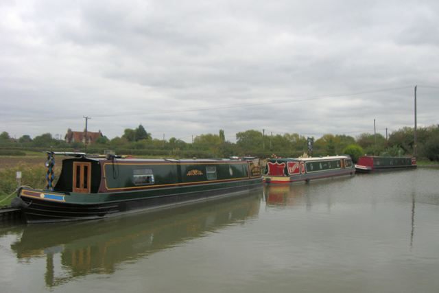 Grand Union Canal – Slapton Long Term Moorings