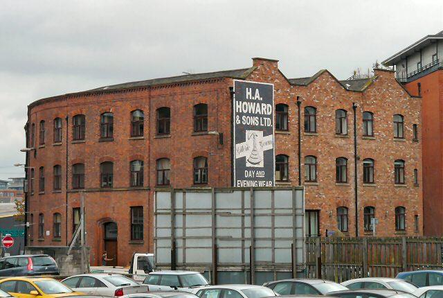 Mill on Laystall Street