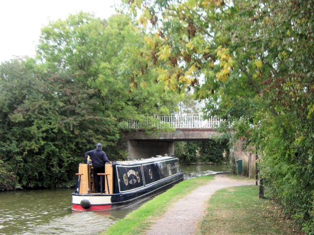 Grand Union Canal – Bridge No 120