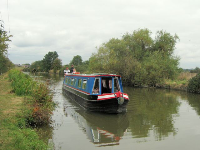 Grand Union Canal – Between Horton and Slapton