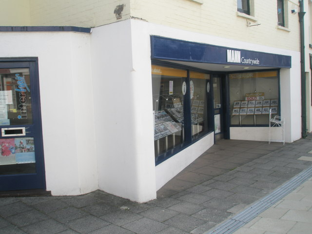 Mann Countrywide  in the High Street
