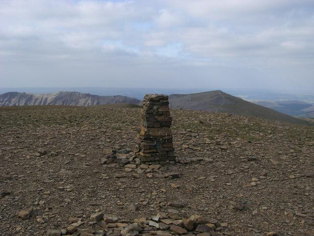 Eel Crag Summit
