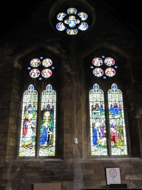 West end window