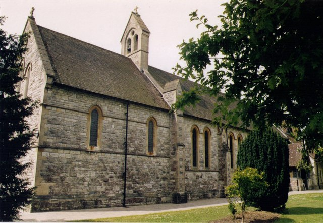 St John the Baptist, Locks Heath