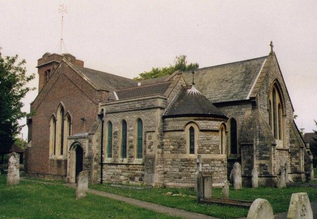 St Paul, Sarisbury
