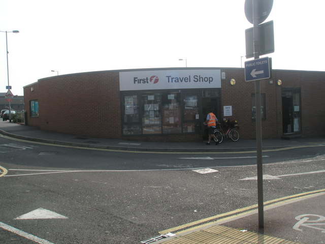 First Travel Shop in Harper Way