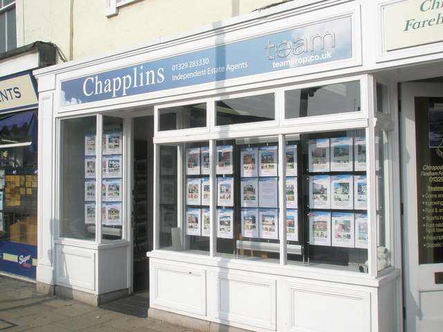 Chapplins  in the High Street