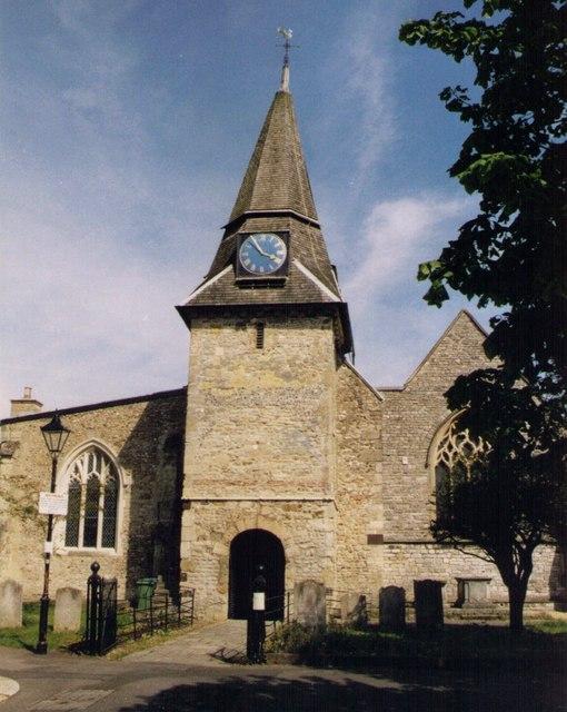 St Peter, Titchfield