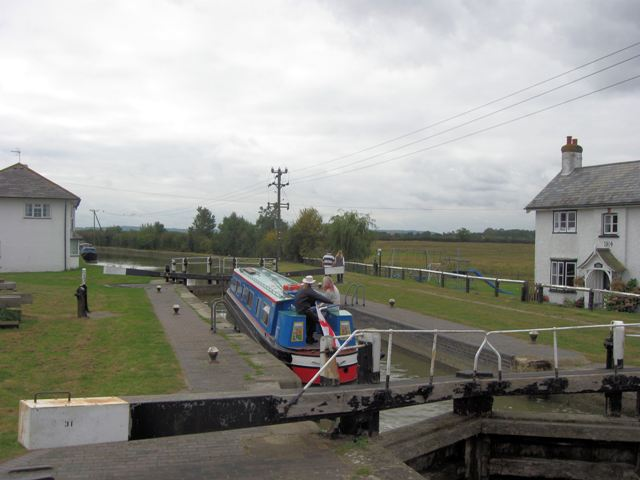 Grand Union Canal – Horton Lock No 31