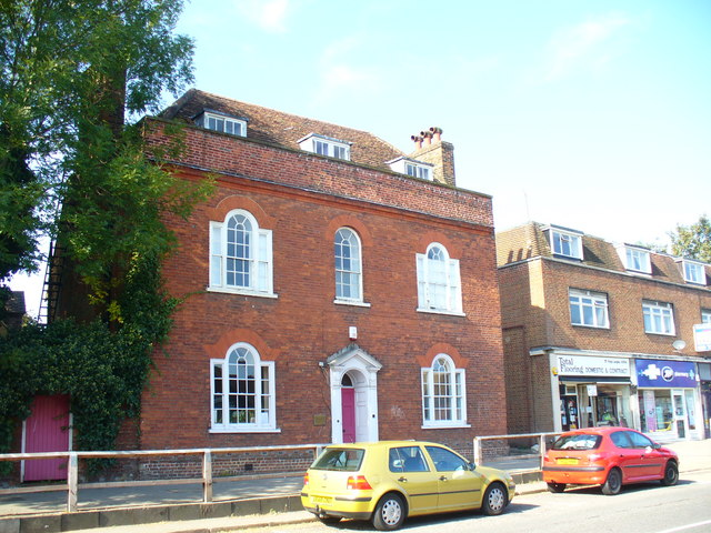 Georgian Mansion, High Street, Kings Langley