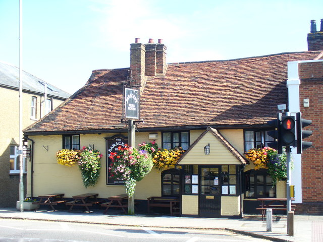 The Saracen, Kings Langley