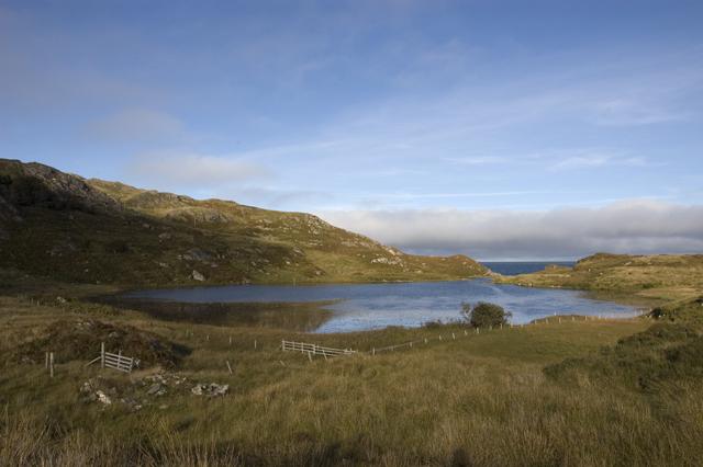Loch Dubh, calbost