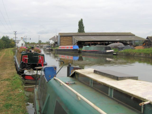 Grand Union Canal – Horton Wharf