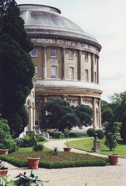 The Rotunda, Ickworth House, Suffolk