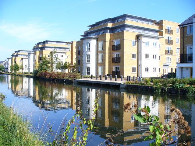 New Canalside Development