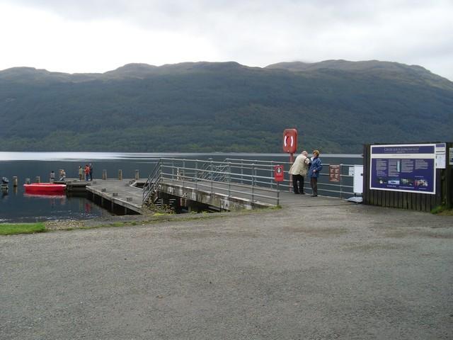 Tarbet Pier